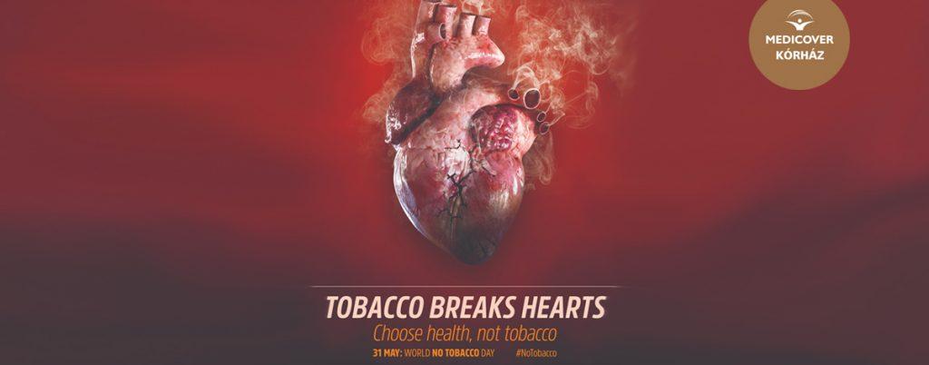 Többszázezer COPD-s betegért felelős a dohányzás Magyarországon