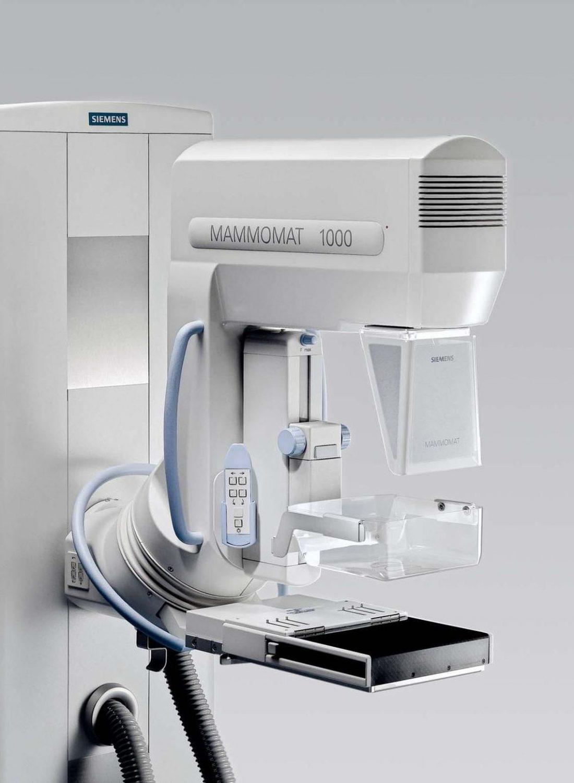 Siemens MAMMOMAT 1000 mammográfia készülék